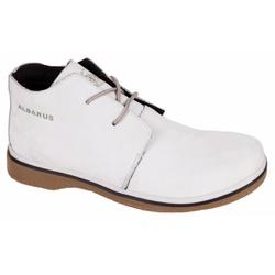 Sapato Adventure Nobuck Branco 8422 - 8422 - LOJA ALBARUS