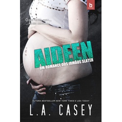Aideen - Série Irmãos Slater - Vol. 3.5 - AD - LOJABEZZ