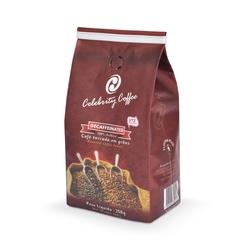 Café Celebrity Coffee - Torrado em grãos - Decaffe... - LOJACAFENOBRASIL
