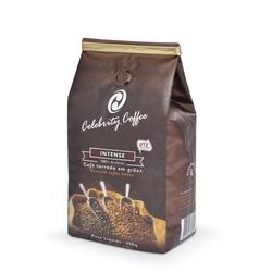 Café Celebrity Coffee - Torrado em grãos - Intense... - LOJACAFENOBRASIL