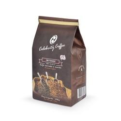 Café Celebrity Coffee - Torrado e moído - Intense ... - LOJACAFENOBRASIL