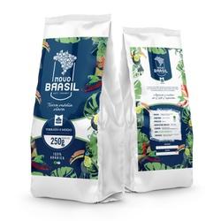 Café Gourmet Novo Brasil - Torrado e Moído - Torra... - LOJACAFENOBRASIL