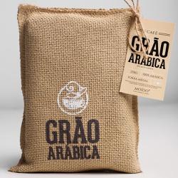 Café Grão Arábica - Torrado e Moído - Torra Média ... - LOJACAFENOBRASIL
