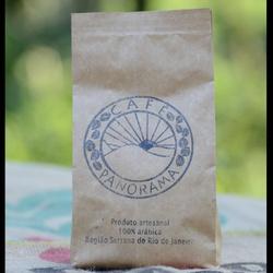 Café Panorama - Torrado em Grãos - 250g - LOJACAFENOBRASIL
