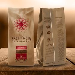 Café Excelência - de Araxá - Café Gourmet torrado ... - LOJACAFENOBRASIL