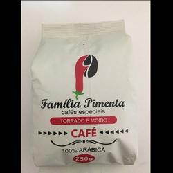 Família Pimenta Café - Café Torrado e Moído - 250g... - LOJACAFENOBRASIL