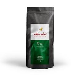 Café Mitsuo Nakao Espresso 1 Kg - LOJACAFENOBRASIL