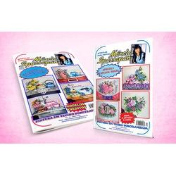 Kit Apostilas Para Pintura Rosas e Bule Com Flores... - Loja da Márcia Spassapan | Tudo para Artesanato