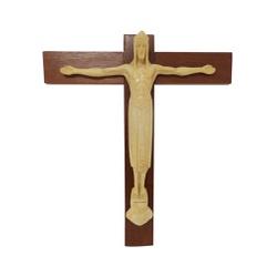 Crucifixo para Parede - 321 - LOJA DA PARÓQUIA - OBJETOS E PARAMENTOS LITÚRGICOS