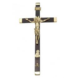 Crucifixo para parede - 320 - LOJA DA PARÓQUIA - OBJETOS E PARAMENTOS LITÚRGICOS