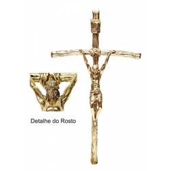 Crucifixo para Parede - 410 M - LOJA DA PARÓQUIA - OBJETOS E PARAMENTOS LITÚRGICOS