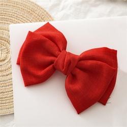 Acessórios de cabelo charmoso vermelho - 43952 - Loja Demo Irroba