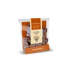 Lascas Européias Chocolate Belga - 3147 - LOJADESEJOESABOR