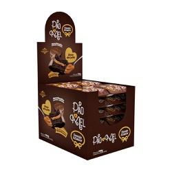 Caixa Mini Pão de Mel Doce de Leite - 24 unds - 27... - LOJADESEJOESABOR