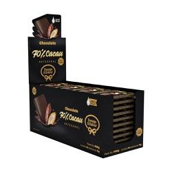 Caixa Tablete Chocolate 70% Cacau - 1030 - LOJADESEJOESABOR