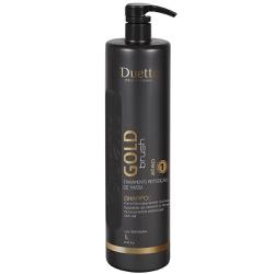 Shampoo Gold Brush Duetto 1 L - Duetto Super - Cosméticos Profissionais