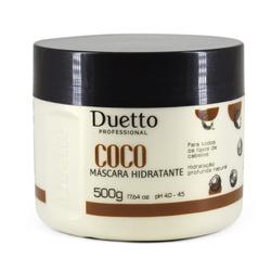Mascara Coco Duetto Professional 500g - Duetto Super - Cosméticos Profissionais
