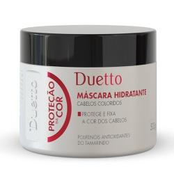 Máscara Hidratante Proteção Da Cor Duetto 500g - Duetto Super - Cosméticos Profissionais