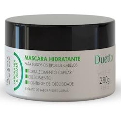 Máscara Hidratante Jaborandi Duetto 280g - Duetto Super - Cosméticos Profissionais