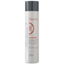 Shampoo Aloe Cachos Duetto 300 ml - Duetto Super - Cosméticos Profissionais