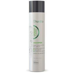Shampoo Jaborandi e Alumã Duetto 300 ml - Duetto Super - Cosméticos Profissionais