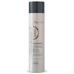 Shampoo Marula Duetto 300 ml - Duetto Super - Cosméticos Profissionais