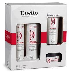 Kit Proteção da Cor Duetto - Duetto Super - Cosméticos Profissionais
