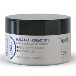 Máscara Hidratante Pós Química Duetto 280g - Duetto Super - Cosméticos Profissionais