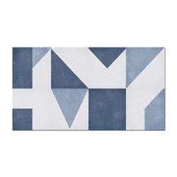Azulejo Biancogres 32X60 Angoli Blu A M² - Loja Gomes