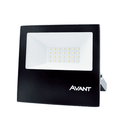 Refletor Avant Slim30 30W 6500k Luz Branca IP65 - Loja Gomes