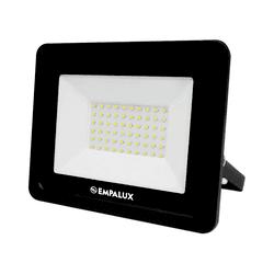 Refletor LED 50W Bivolt 5.500K RL35035 - Loja Gomes