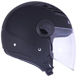 CAPACETE LS2 AIRFLOW MONOCOLOR MATT BLACK - 0351 - HELMET MOTO STORE