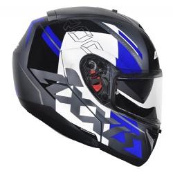 CAPACETE AXXIS ROC SV BLOW BLUE - 0432 - HELMET MOTO STORE