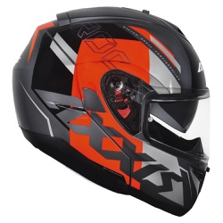 CAPACETE AXXIS ROC SV BLOW ORANGE - 0434 - HELMET MOTO STORE