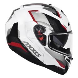 CAPACETE AXXIS ROC SV DRONE RED - 0435 - HELMET MOTO STORE