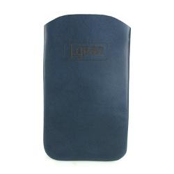 Porta Celular 100% Em Couro Navy J.Gean - PC0001-P... - J.Gean