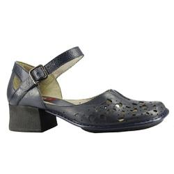 Sapato New Kelly em couro Navy J.Gean - CK0025-C... - J.Gean