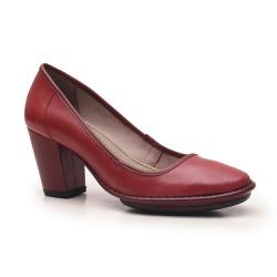 Sapato Ibizza Em Couro Rouge J.Gean Outlet - EC000... - J.Gean