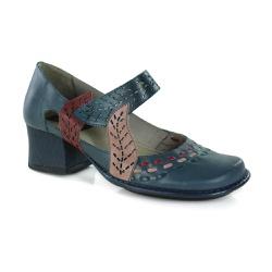Sapato New Kelly Em Couro Navy J.Gean - CK0093M-CK... - J.Gean