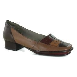 Sapato New Mariah Em Couro Amêndoa J.Gean - DX000... - J.Gean
