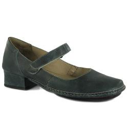 Sapato New Mariah Em Couro Denin J.Gean Outlet - D... - J.Gean
