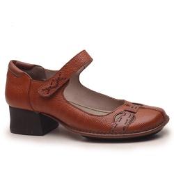 Sapato New Kelly Em Couro Tamara J.Gean - CK0114-... - J.Gean