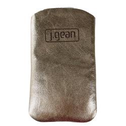 Porta Celular 100% Em Couro Ourolight J.Gean - P... - J.Gean