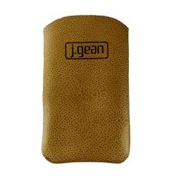 Porta Celular 100% Em Couro Sol J.Gean - PC0001-... - J.Gean