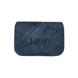 Porta Cartão 100% Em Couro Denin J.Gean - PC0002-... - J.Gean