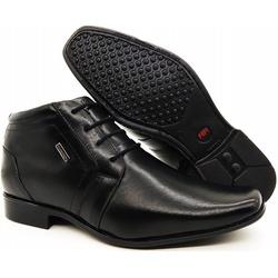Sapato Social Executivo Em Couro Kéffor Cor Preto ... - KÉFFOR Calçados