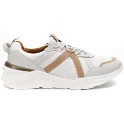 Sneaker Em Couro e Nylon Kéffor Linha Rav - 14200-... - KÉFFOR Calçados