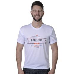 Camiseta Masculina Laroche - Branco