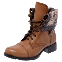 COTURNO MEGA BOOTS 3007 Whisky-Frida - Mega Boots