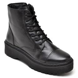Bota Tratorada Confort Preto - Mega Boots
